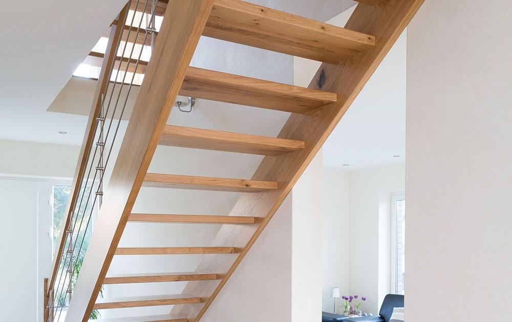 robers holztreppen s dlohn borken stufen gel nder beton. Black Bedroom Furniture Sets. Home Design Ideas